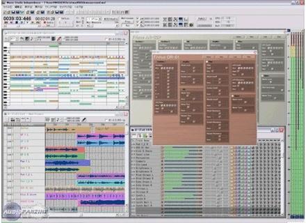 Frieve Music Studio Producer/Independence [Shareware]