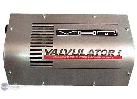 Fryette Amplification Valvulator I