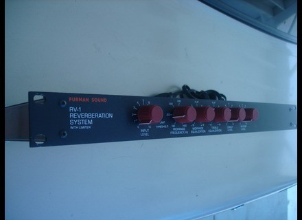 Furman RV-1 Reverberation System