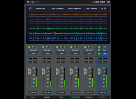 Fuse Audio Labs DrumsSSX