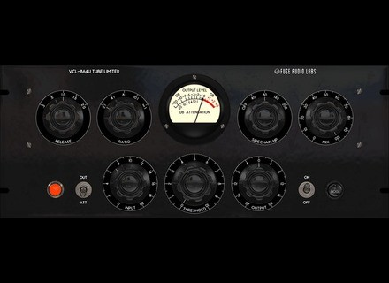 Fuse Audio Labs VCL-864U
