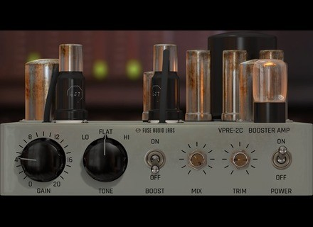 Fuse Audio Labs VPRE-2C