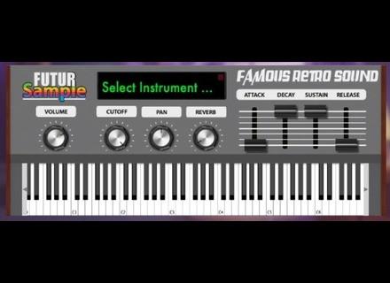 Futur Sample Famous Retro Sound
