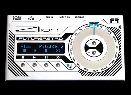 Future Retro Zillion