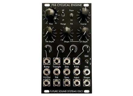 Future Sound Systems OSC1 Cyclical Engine