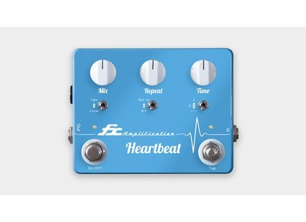 FX Amplification Heartbeat