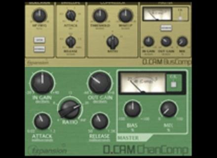 Fxpansion DCAM BusComp for Auria