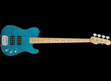 G&L ASAT Bass Tom Hamilton Signature