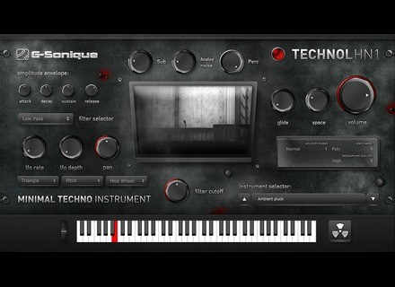 G-Sonique Technol HN1