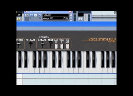 G-Storm Electronica VSP-330 Voice Synth Plus