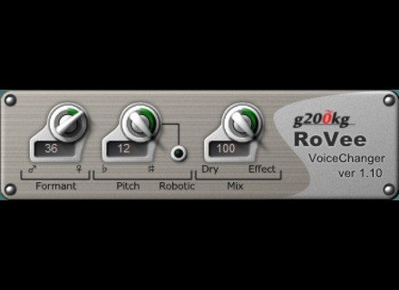 g200kg RoVee