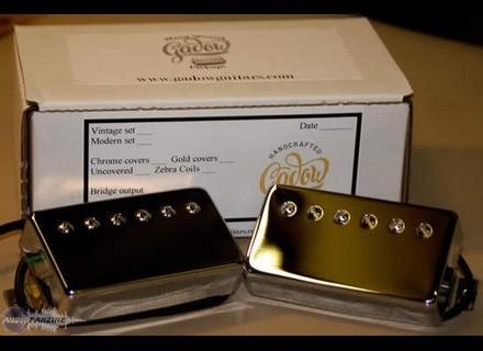 Gadow Guitars Vintage Hand Wound Pickup