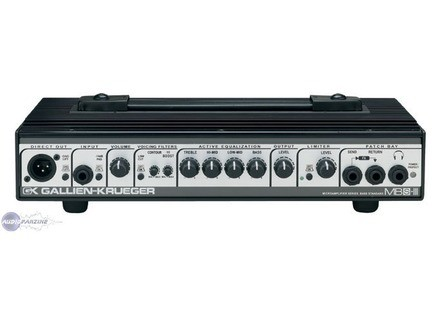 Gallien Krueger MB150S-III Head