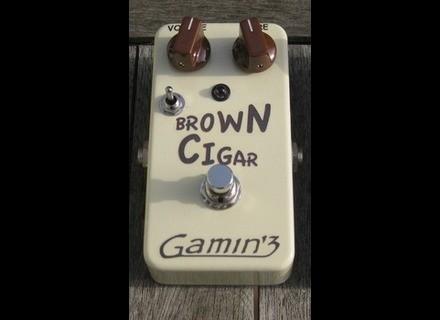Gamin'3 Brown Cigar