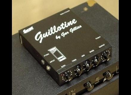 Garnet Guillotine