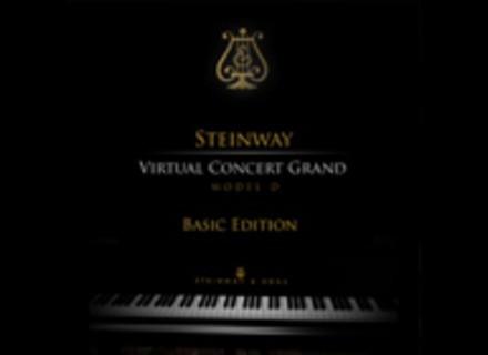 Garritan Steinway Virtual Concert Grand Basic