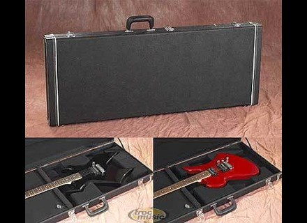 Gator Cases GW-Extreme - Extreme Electric Guitar Deluxe Wood Case