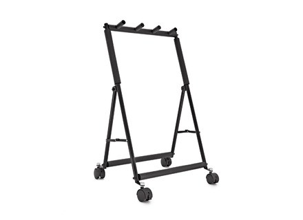 Gear4Music 3 x Guitar Rack Stand