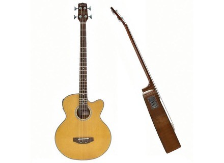 Gear4Music Electro Acoustic Bass