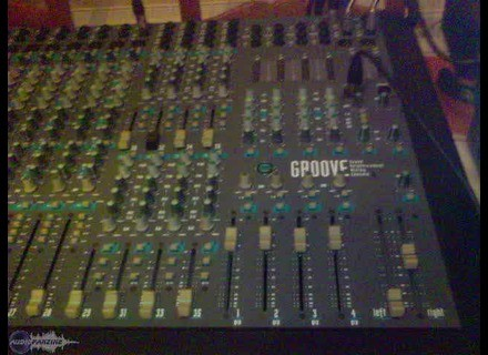 GEM Groove Sound Reinforcement Mixing Console