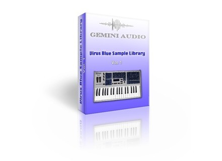 Gemini Audio Virus Blue Vol.1