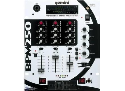 Gemini DJ BPM 250