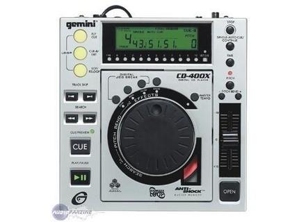 Gemini DJ CD-400X