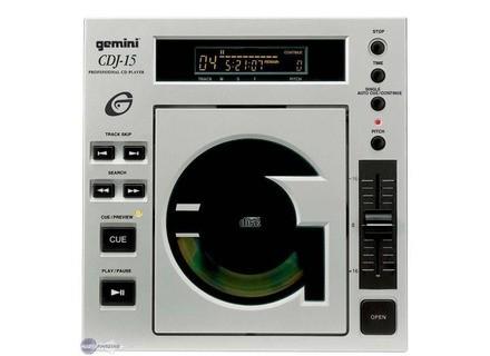 Gemini DJ CDJ 15