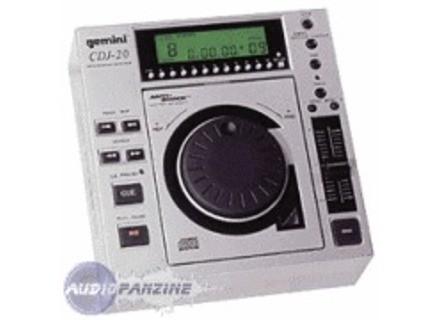 Gemini DJ CDJ-20