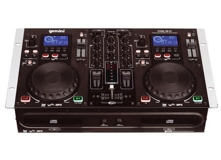 Gemini DJ CDM-3610