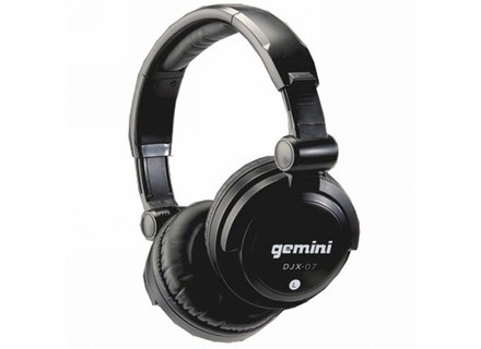 Gemini DJ DJX-07