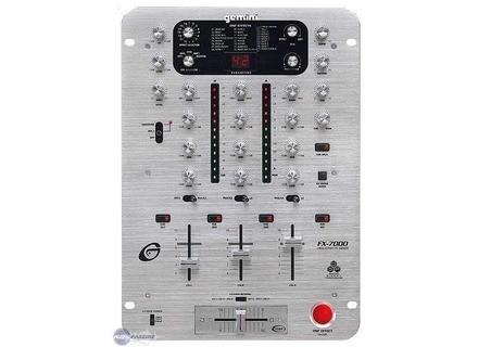 Gemini DJ FX-7000