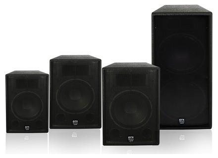 Gemini DJ GTX Series