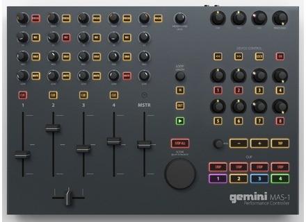 Gemini DJ MAS-1