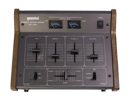 Gemini DJ MX-2200