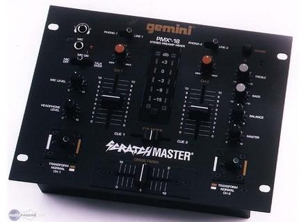 Gemini DJ PMX-18