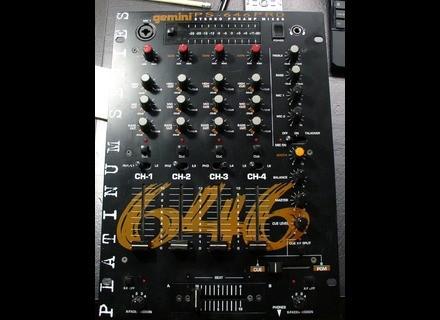 Gemini DJ PS-646 PRO