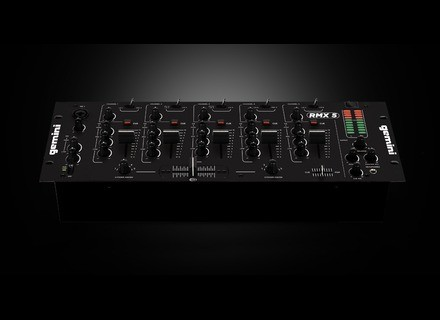 Gemini DJ RMX5