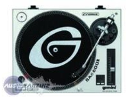 Gemini DJ SA-600 II