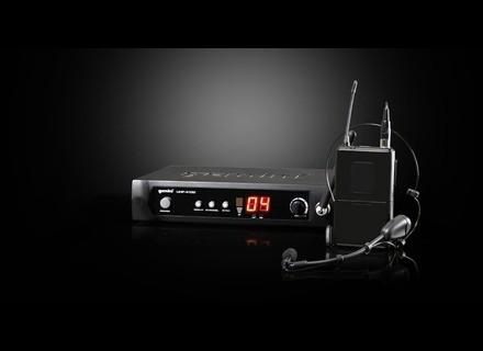 Gemini DJ UHF-4100HL