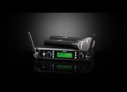 Gemini DJ UHF-5200M