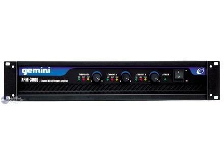 Gemini DJ XPM-3000