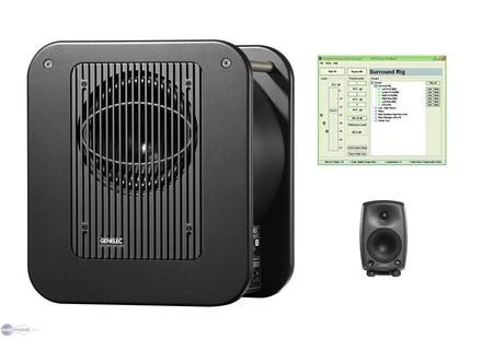 Genelec SE DSP Monitoring System