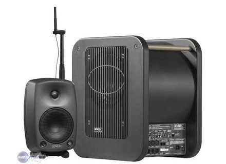 Genelec SE (Small Environment) DSP Monitoring System