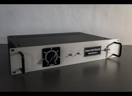 General Audio Research Preamplificateur T-15