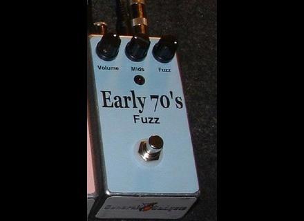General Guitar Gadgets FUZZ FACE 70's