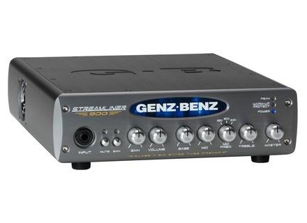 Genz-Benz Streamliner
