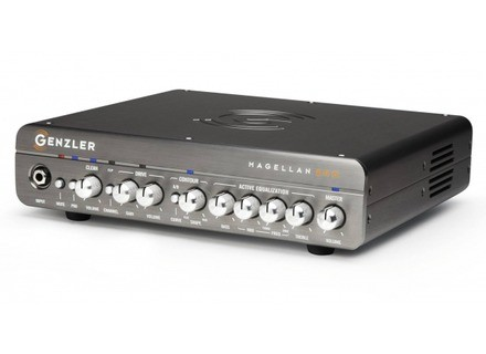 Genzler Amplification Magellan 800