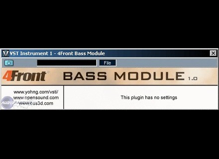 George Yohng 4Front Bass Module [Freeware]