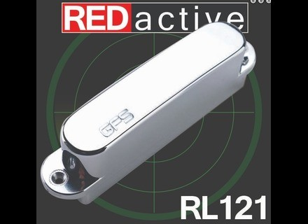 GFS RL121 REDactive Vintage Tele Neck